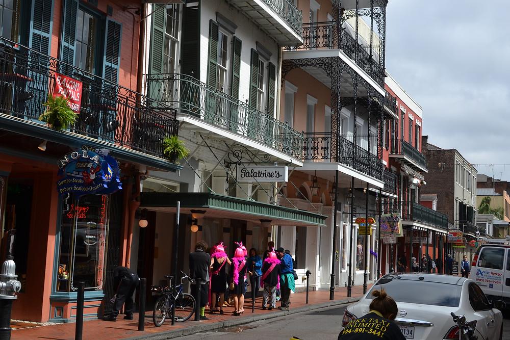 Galatoire's on Bourbon Street, New Orleans, LA