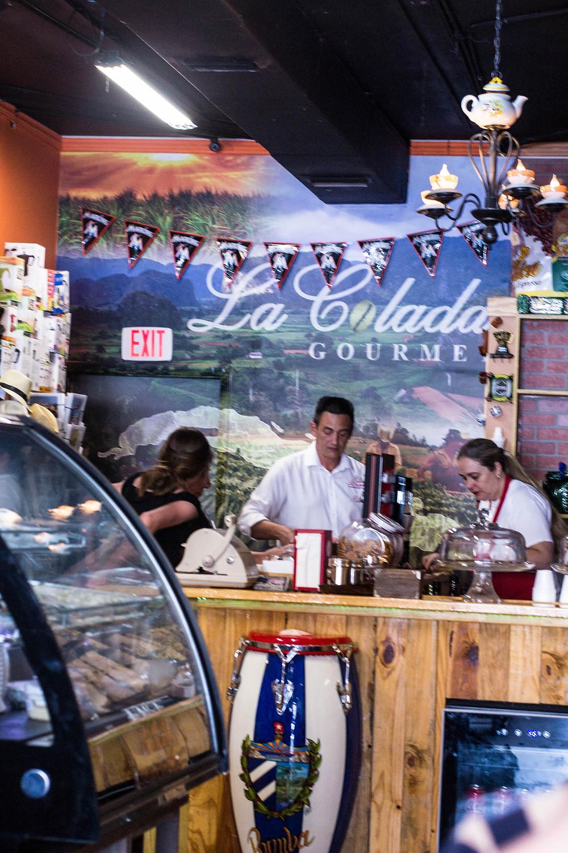 La Colada Gourmet in Little Havana