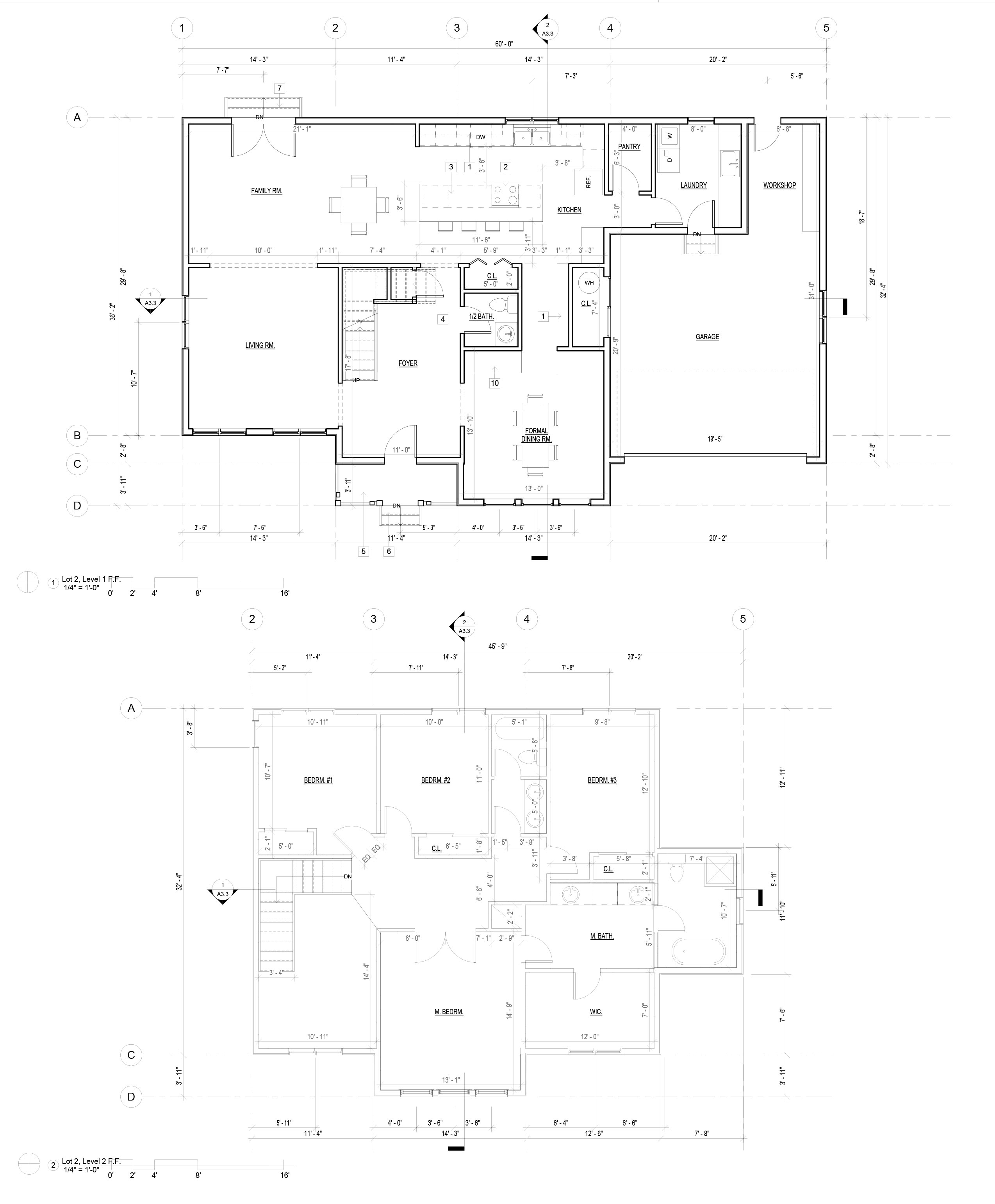 Unit Type 2 Floor Plan