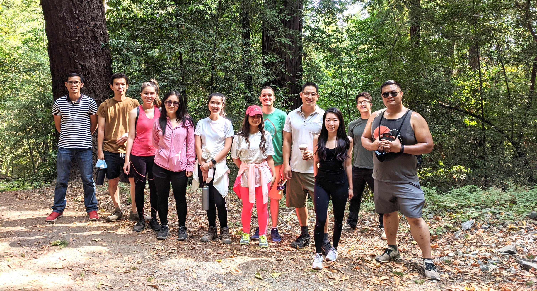 Team Hike!