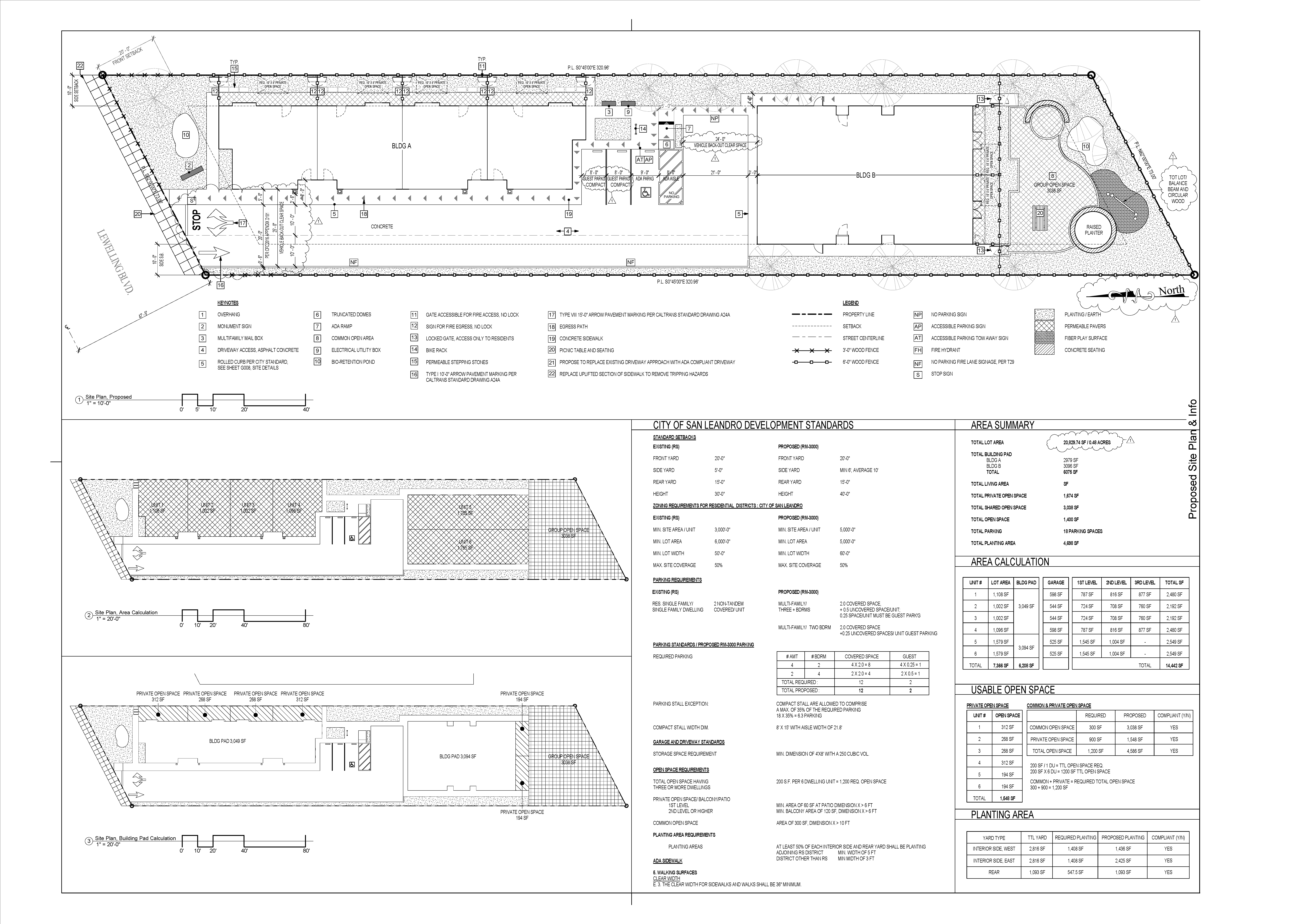 Lewelling- Site Plan