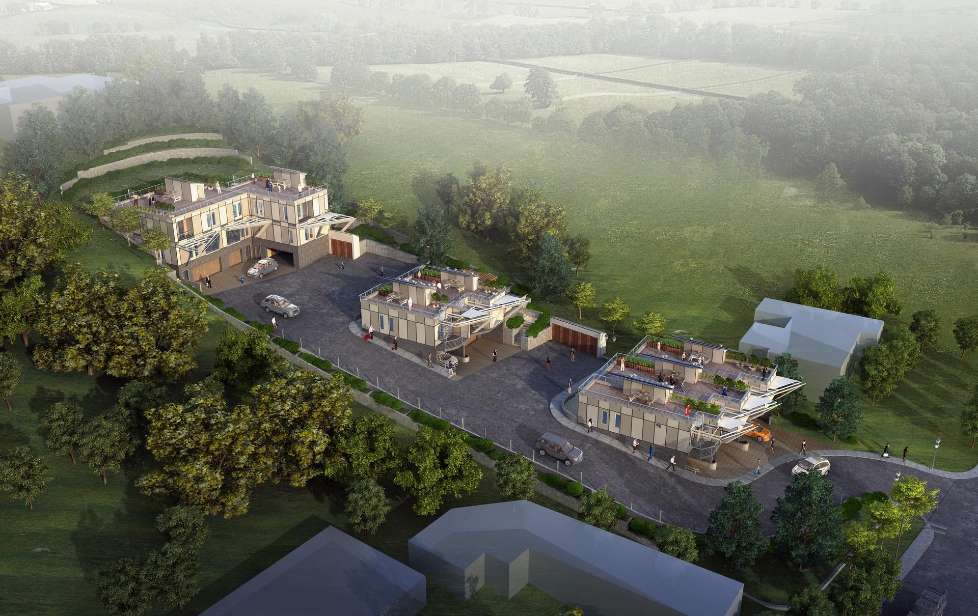 Roof Garden Villas