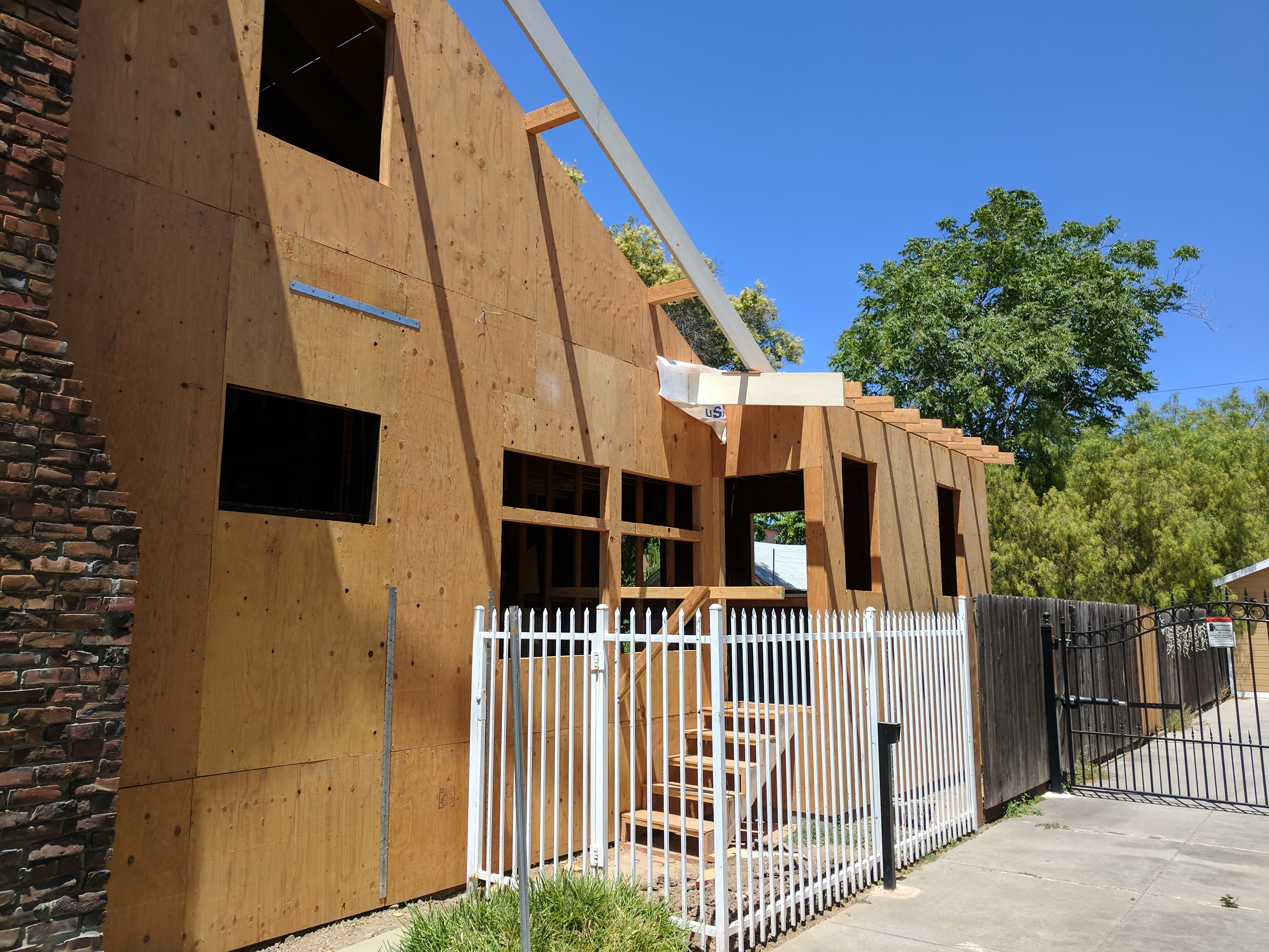 10th Street Construction