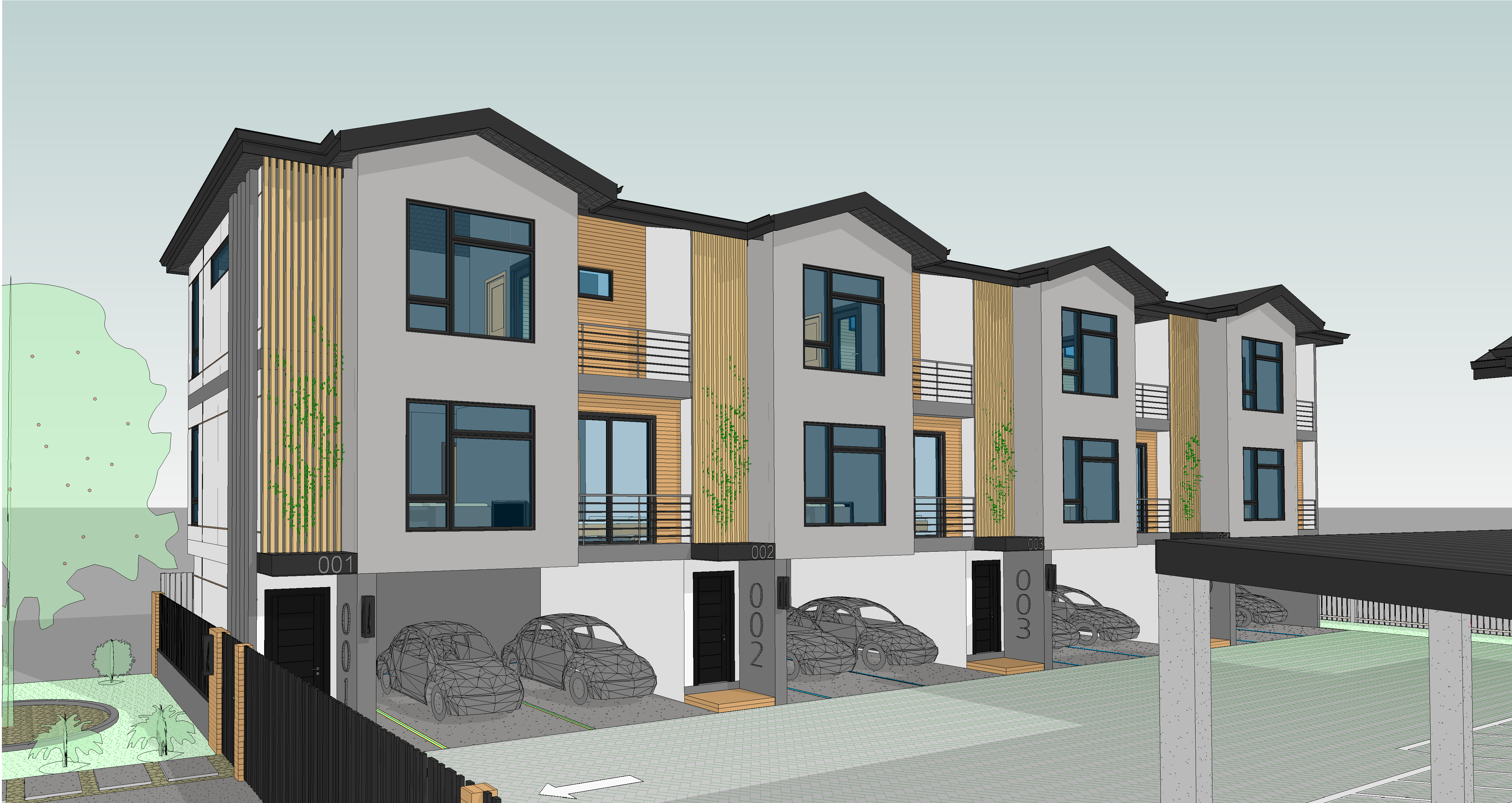 Union Townhomes