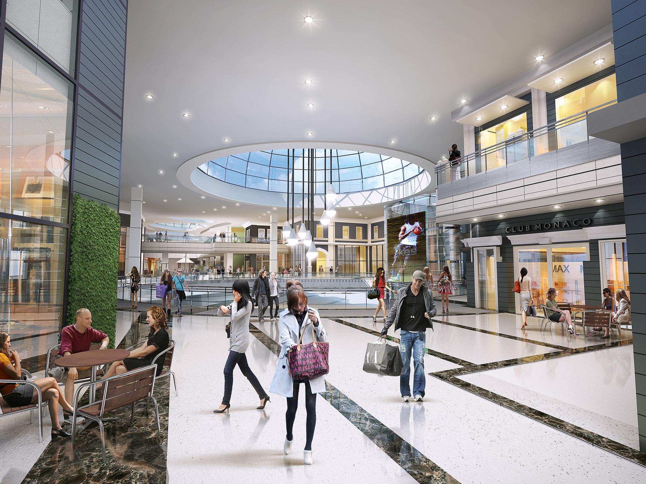 Warner Garden Mall