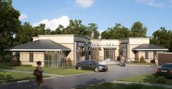 Gkw Architects - Whitney Professional Center