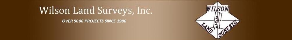 Wilson Land Surveyors, Inc.