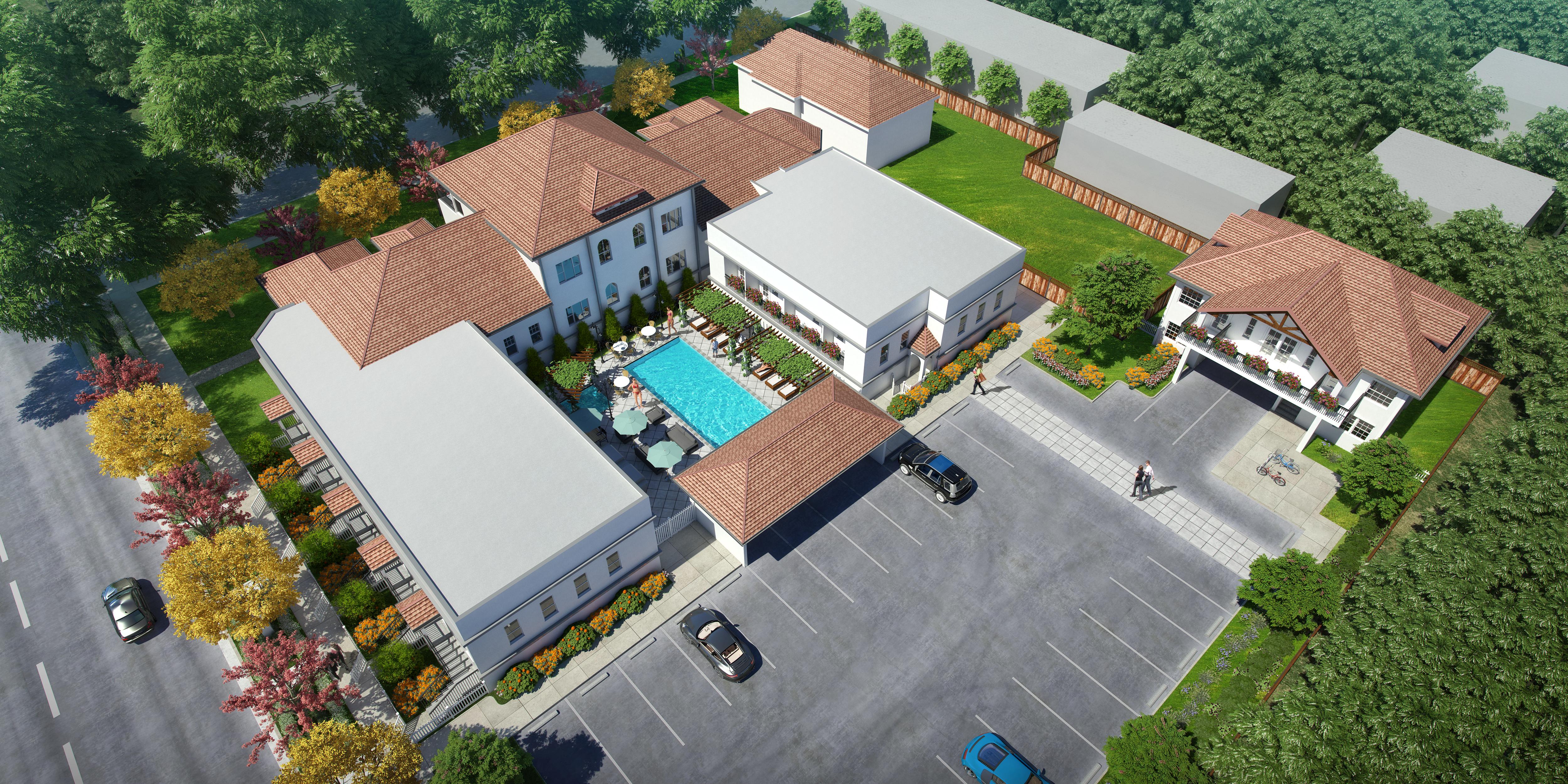 Monterey Condominiums