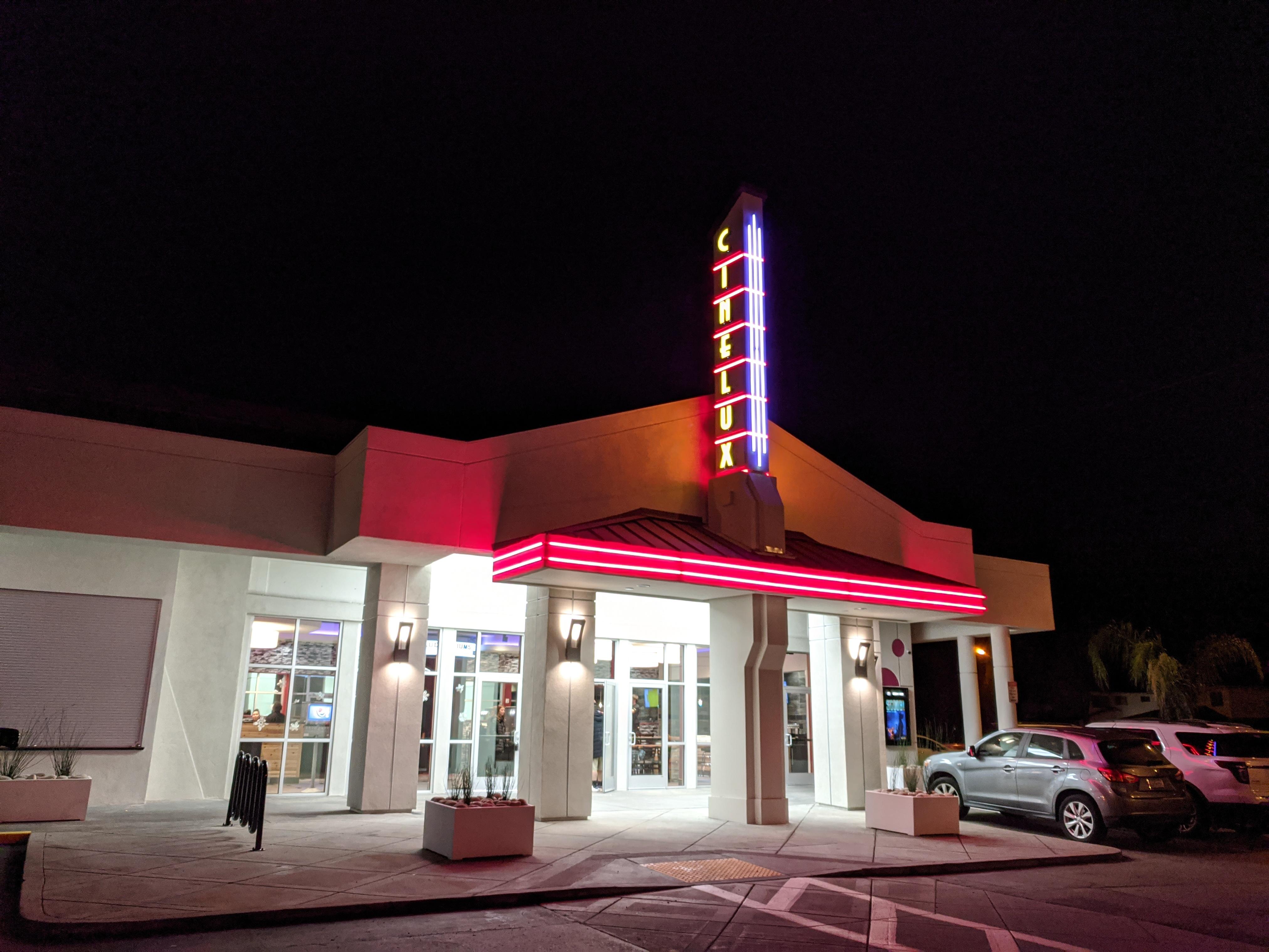 Cinelux Theatres