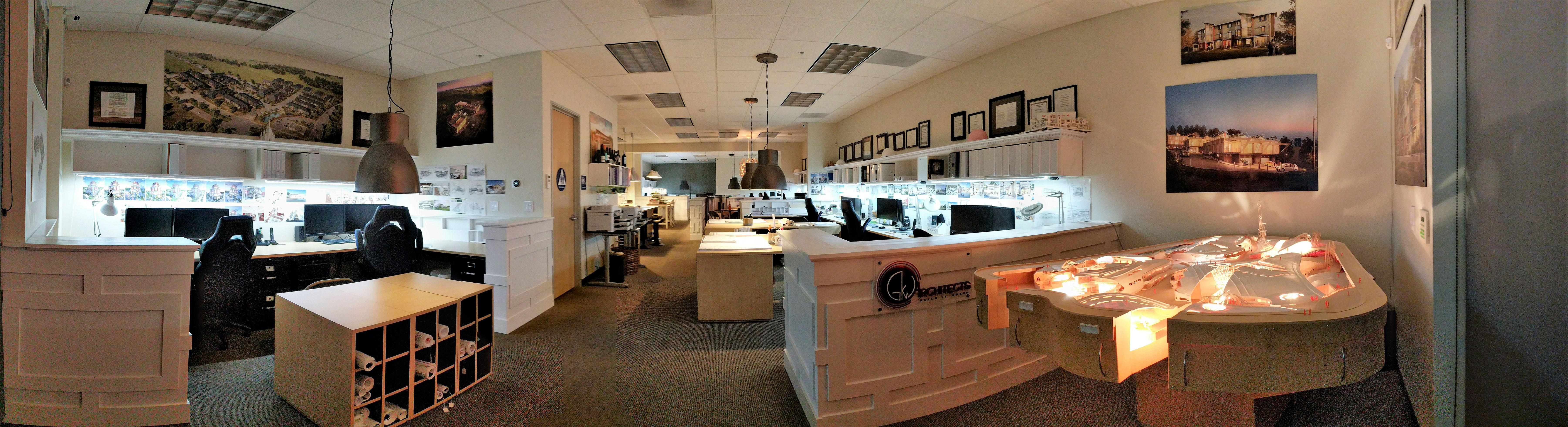 Gkw Architects Office Interiors