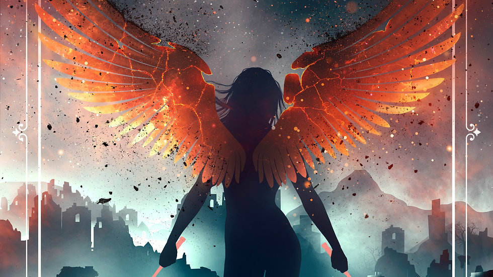 Phoenix -Himmelsbrand