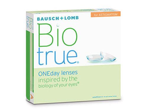 Biotrue ONEday for Astigmatism 90 Pk