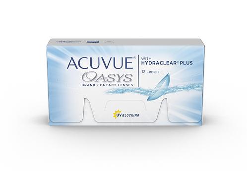 Acuvue Oasys 12 Pk