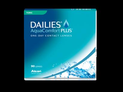 Dailies AquaComfort Plus Toric 90 Pk