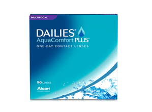 Dailies AquaComfort Plus Multifocal 90 Pk