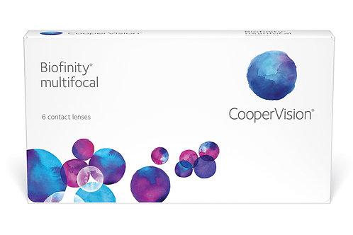Biofinity Multifocal 6 Pk