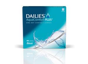 Dailies AquaComfort Plus 90 Pk