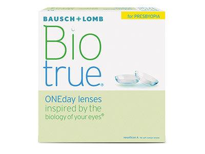 Biotrue ONEday for Presbyopia 90 Pk