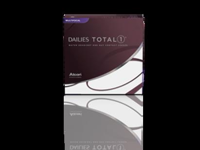 Dailies Total 1 Multifocal 90 Pk