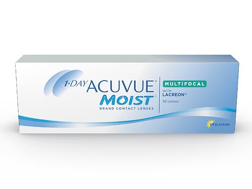 1-Day Acuvue Moist Multifocal 30 Pk