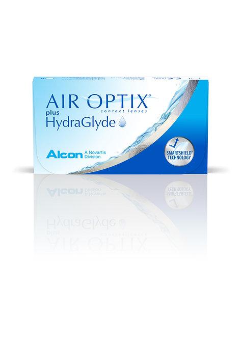 Air Optix Plus HydraGlyde 6 Pk