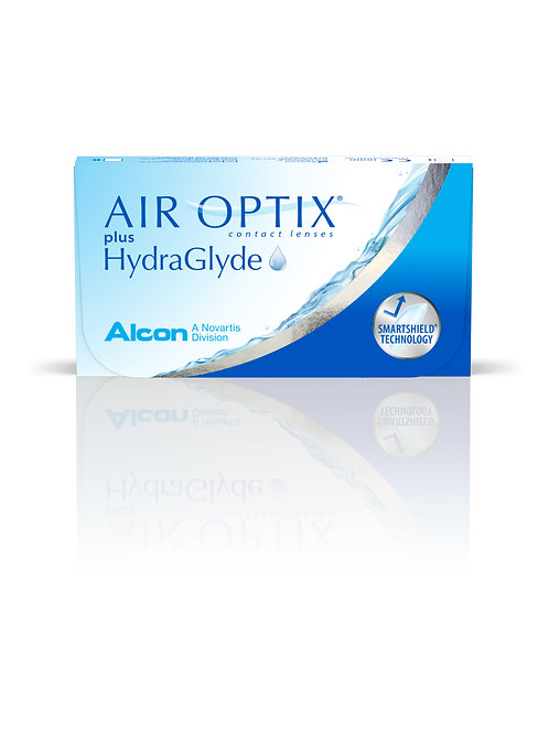 Air Optix Plus HydraGlyde 6 Pk