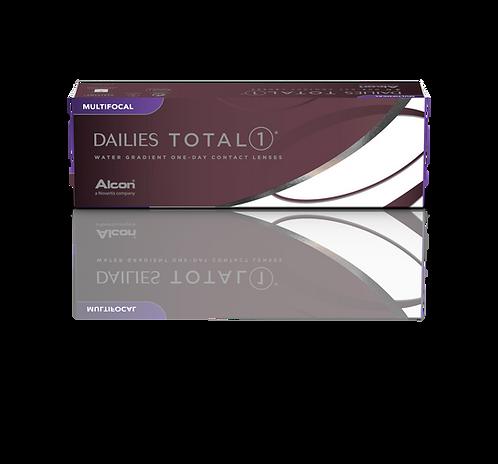 Dailies Total 1 Multifocal 30 Pk