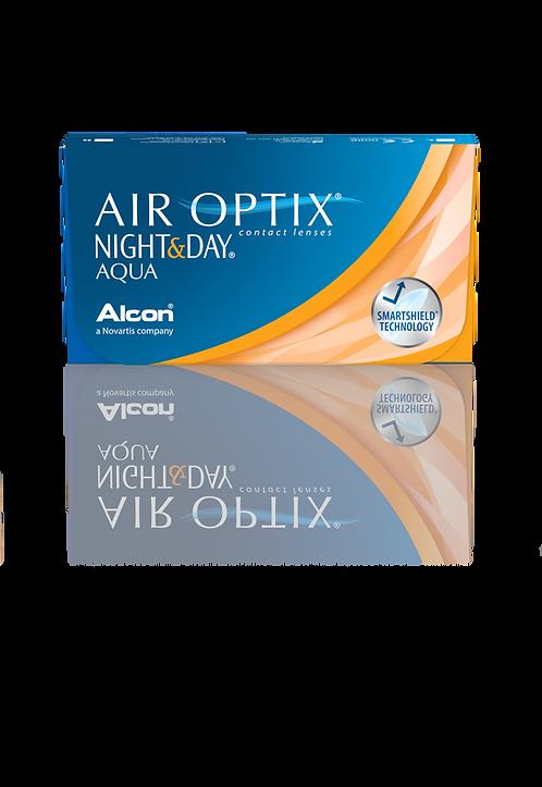 Air Optix Night and Day Aqua 6 Pk