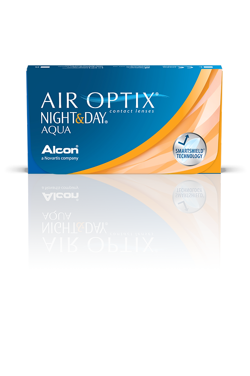 Air Optix Night and Day Aqua 6 Pk