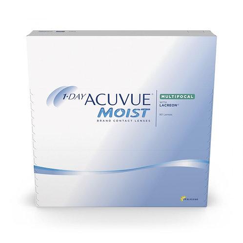 1-Day Acuvue Moist Multifocal 90 Pk