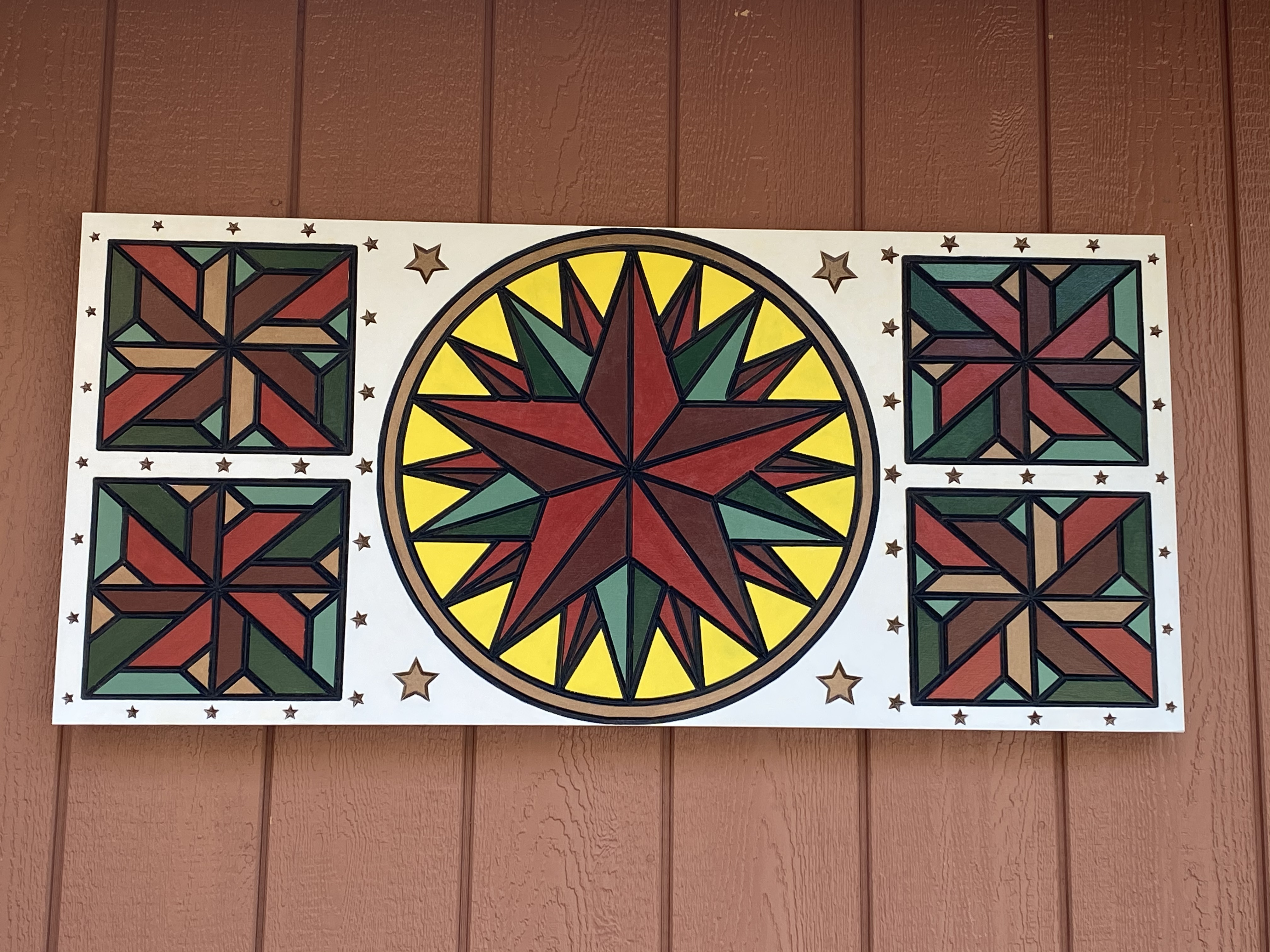 Cabin Quilts
