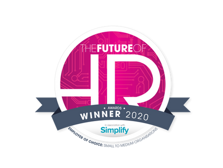 DLK Group scoops award for Employer of Choice in the 6th Future Of HR Awards