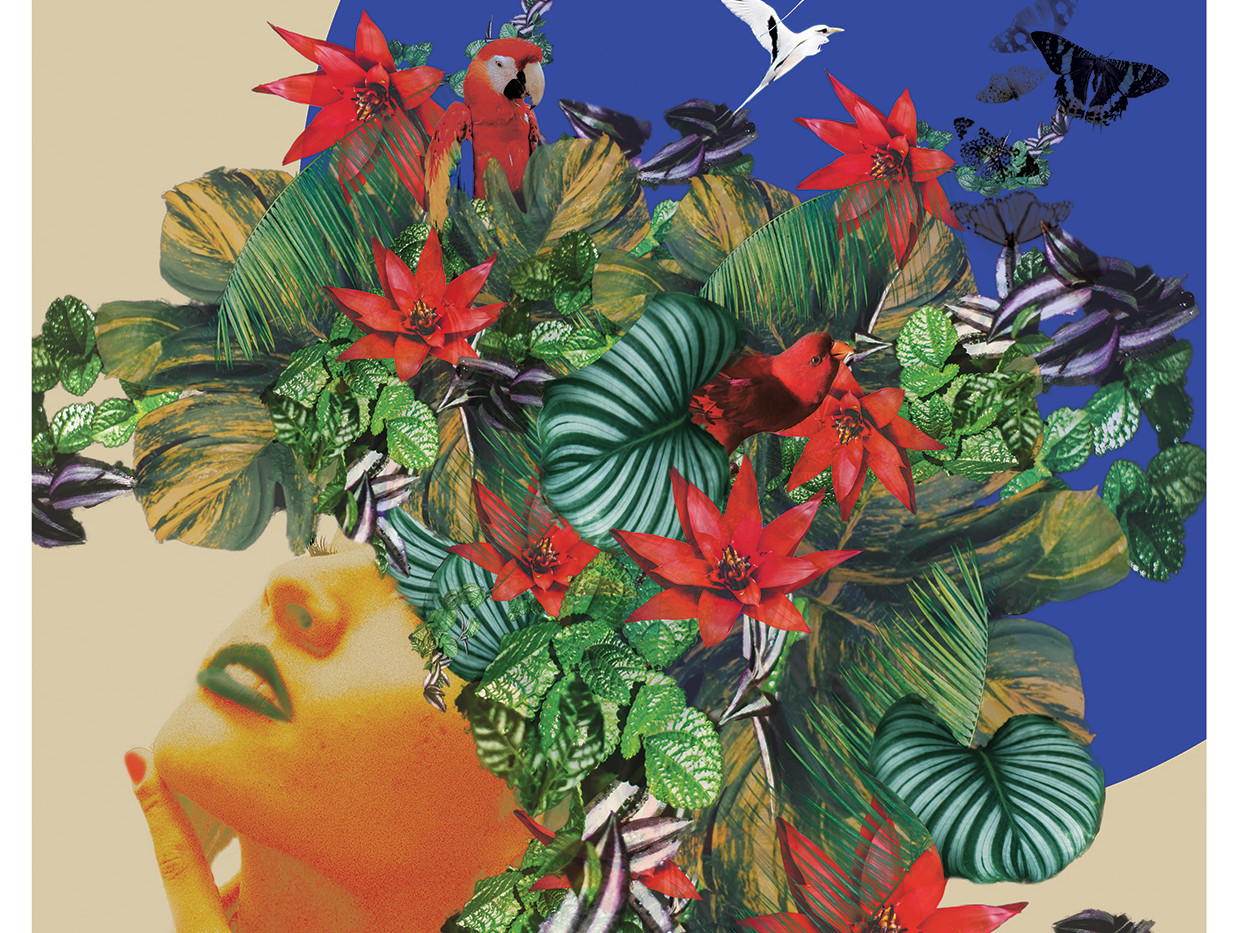 Photomontage - Jungle In My Head