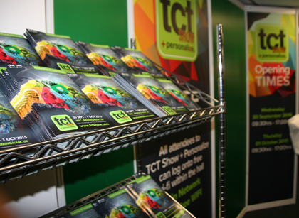 TCT Show + Personalize October 2015