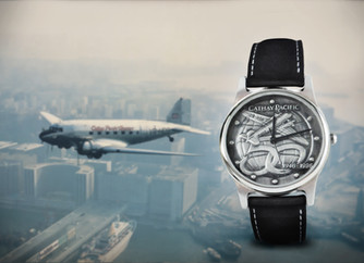 Cathay Pacific 50th Watch