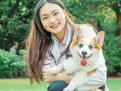 專訪#29 離鄉背井來到台灣,為家人打拼努力,也不忘豐富自己的人生體驗 with 樂膚莉動物醫院創辦人/Youtuber 蔡曼琳獸醫師