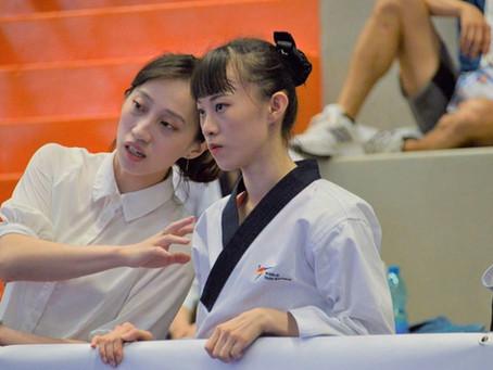 專訪#27 身為十多年的運動員國手,她在比賽表現與獎牌之外找到充滿無限可能的個人價值 with 臺灣跆拳道品勢國家代表選手/教練 李映萱