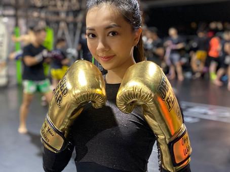專訪 #53 對另一半的愛,昇華結晶成立了不一樣的泰拳館 with 金霸泰拳 共同創辦人Sabrina W.