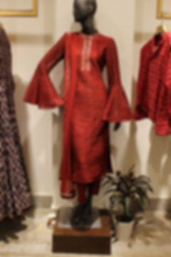 Crimson red collection - Roodra