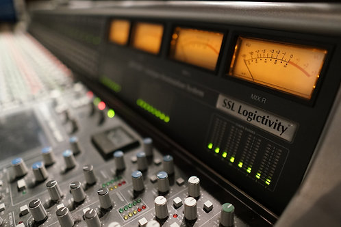 Solid State Logic Mixing Console Rental
