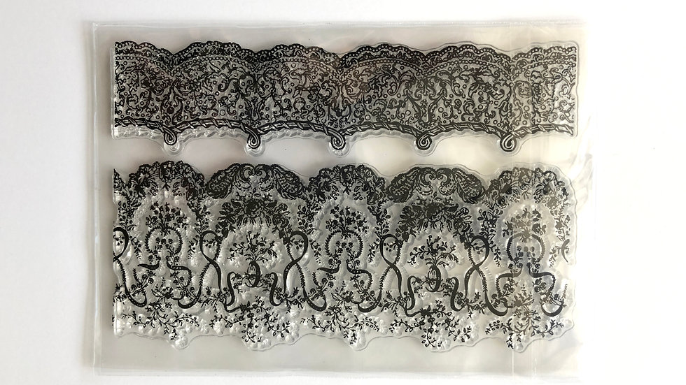 Stamp LACE 01