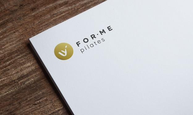 Forme Pilates - Logo