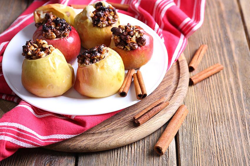 Pommes au four
