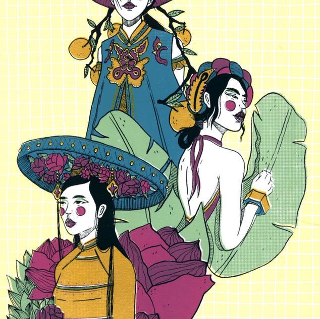 Viet Ladies