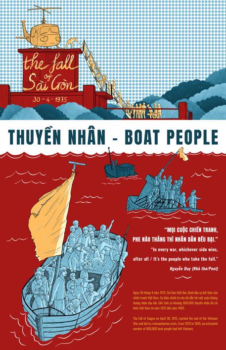 Boat People & Box People