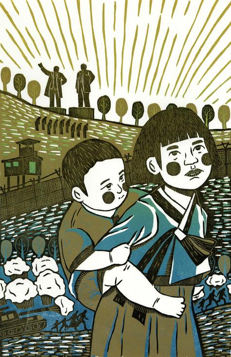 North Korean Refugee Kids