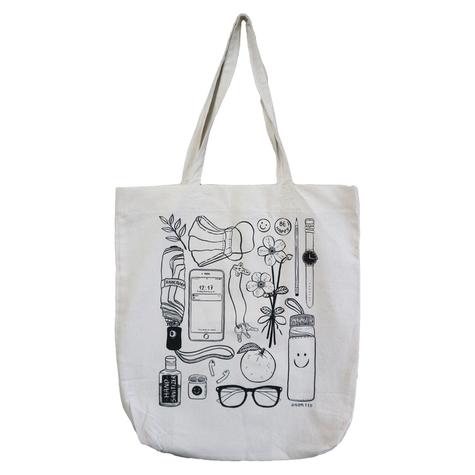 In My Bag - tote