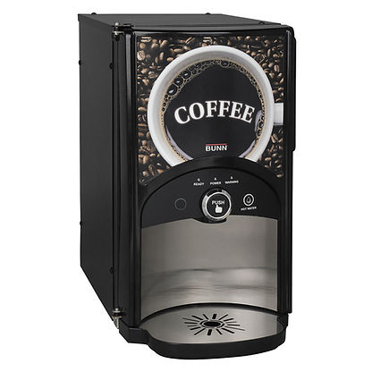 Liquid coffee concentrate brewer for hotel restauran office