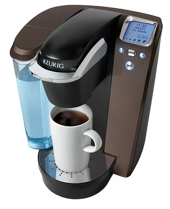 Keurig K Cup brewer for office coffee service