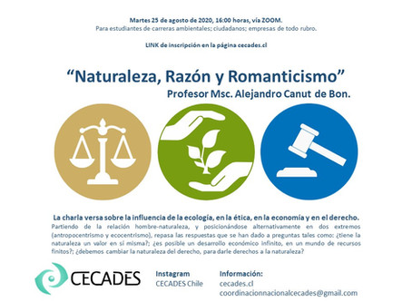 """Coloquio """"Naturaleza, Razón y Romanticismo"""""""
